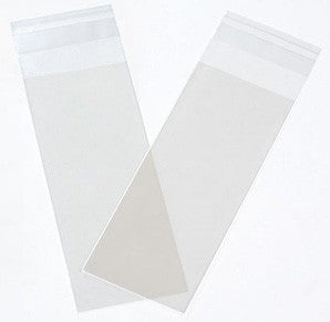 cello bags - extra small with flap