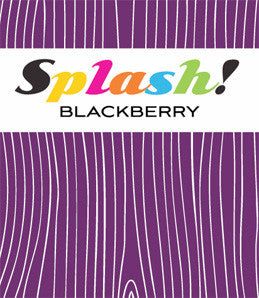 splash - blackberry