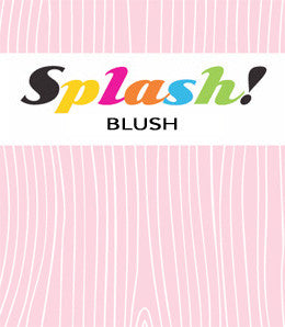 splash - blush