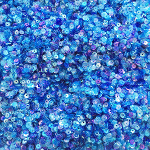 sequins 4mm - navy