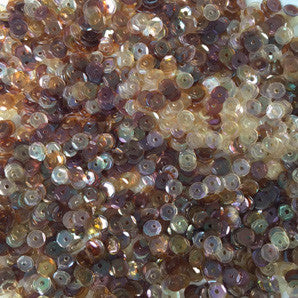 sequins 4mm - french roast