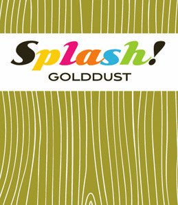 splash - golddust