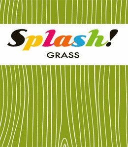 splash - grass