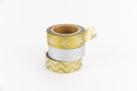 washi tape - silver & gold assortment