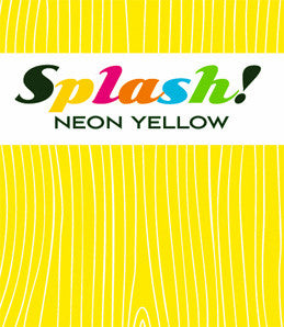 splash - neon yellow