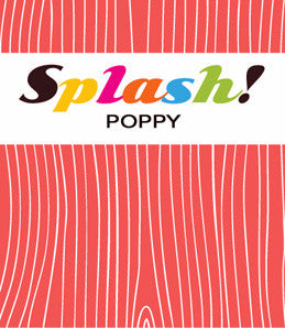 splash - poppy