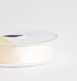 satin ribbon pair - lemon whip & papaya
