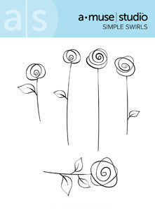 simple swirls
