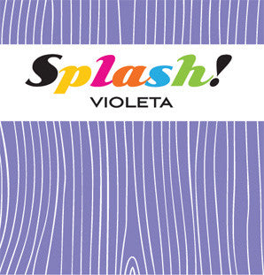 splash - violeta