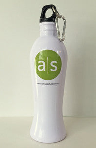 a muse studio water bottle