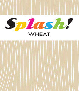 splash - wheat