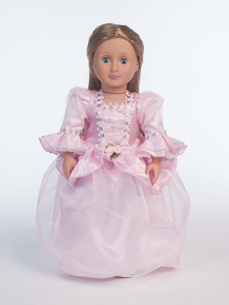 Sweetheart Princess Doll Costume - Pink
