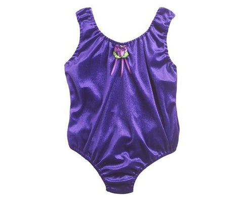 Alexandria Bodysuit Purple