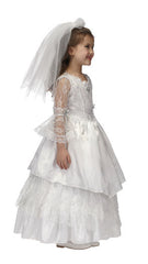 Elegant Bride Princess Dress