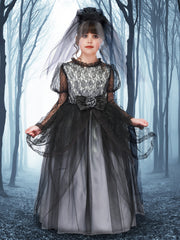 Dark Bride Princess Dress