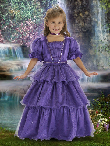 Fairytale Princess Dress - Purple