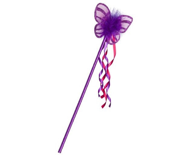 Gemstone Wand Purple