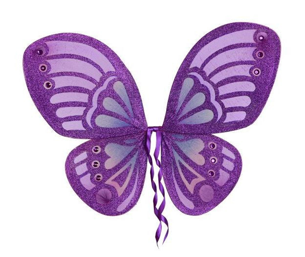 Gemstone Wings Purple