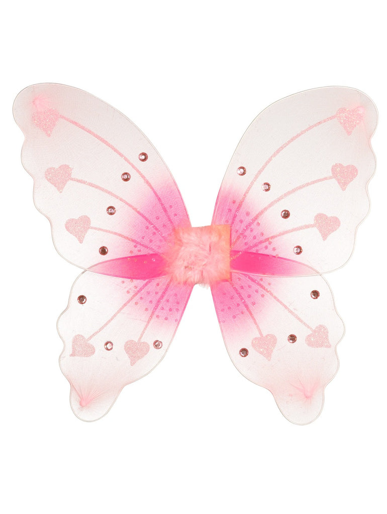Jacqueline Wings Pink