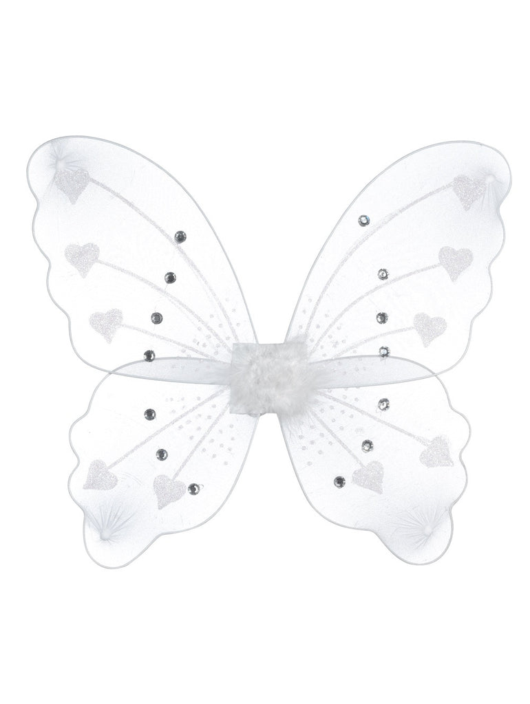 Jacqueline Wings White