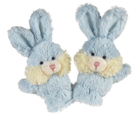 Blue Bunny Mittens