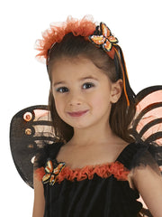 Monarch Butterfly Headpiece