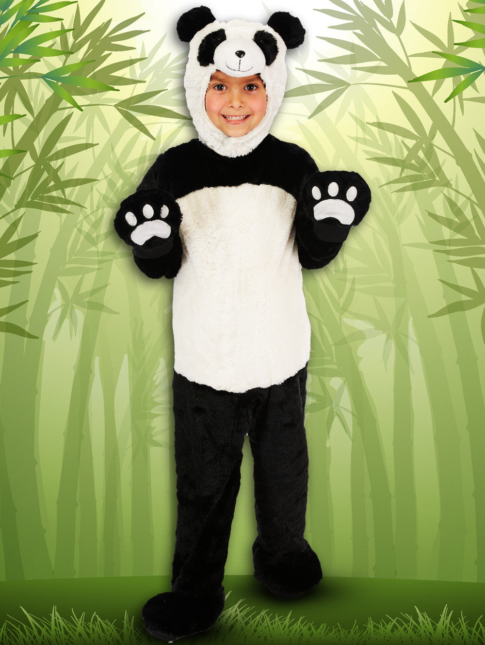 Panda Costume  sc 1 st  Just Pretend Kids & Panda Costume | Just Pretend Kids