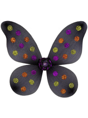 Scarlett Halloween Wings Black Purple