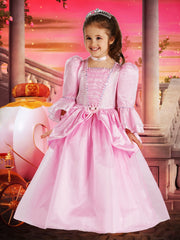 Sweetheart Princess Dress - Pink
