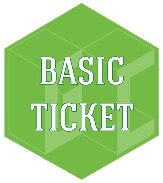 GeeklyCon 2019 Basic Ticket