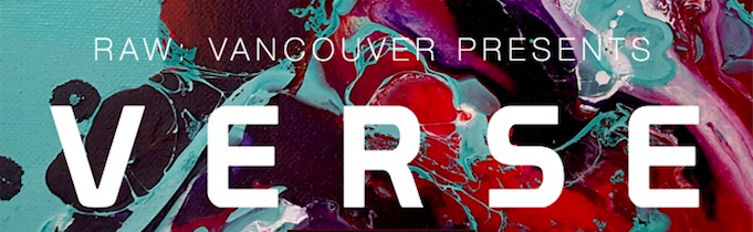 Raw: Vancouver Presents VERSE