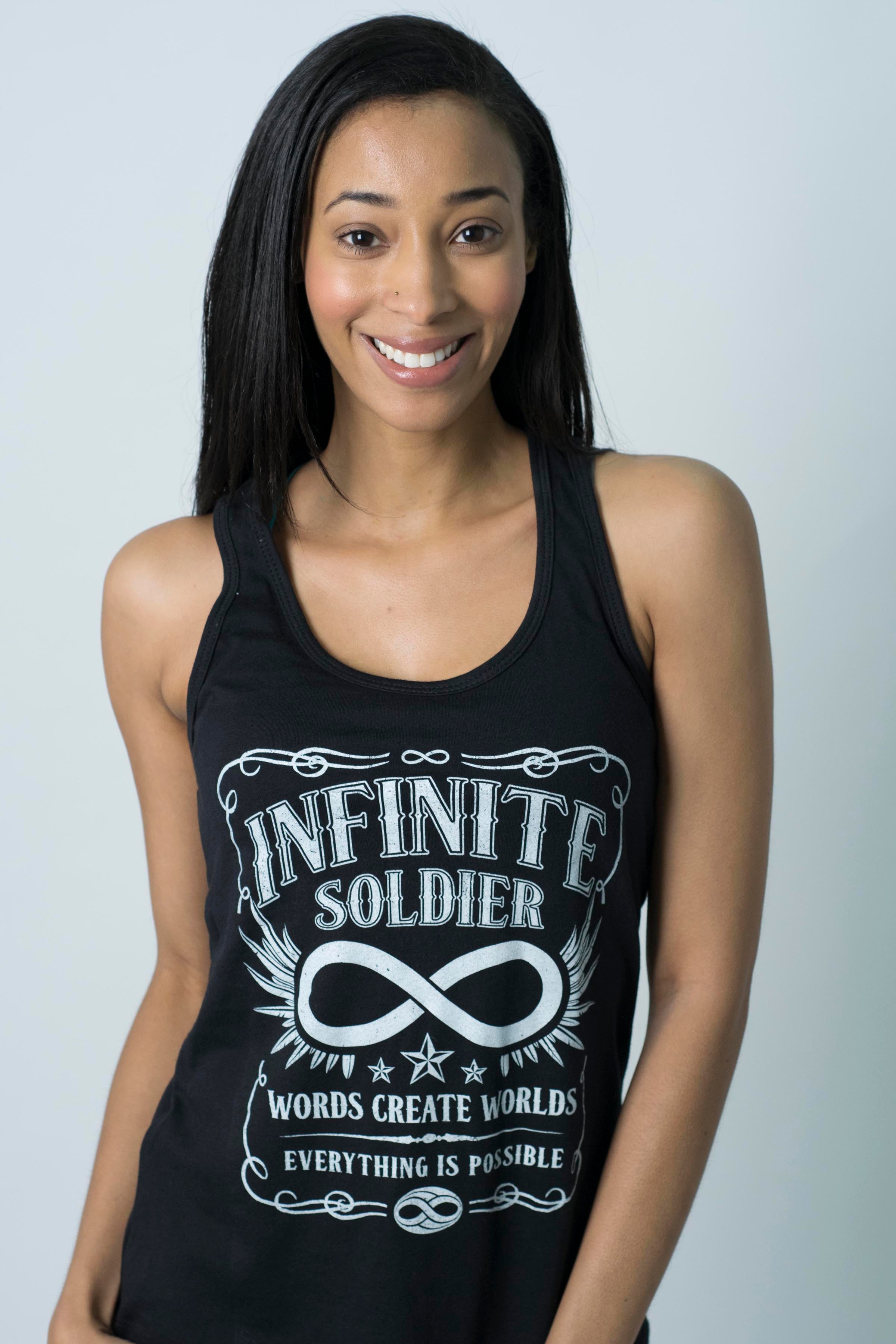 Infinite Soldier - Tops and Tees Style with a Purpose