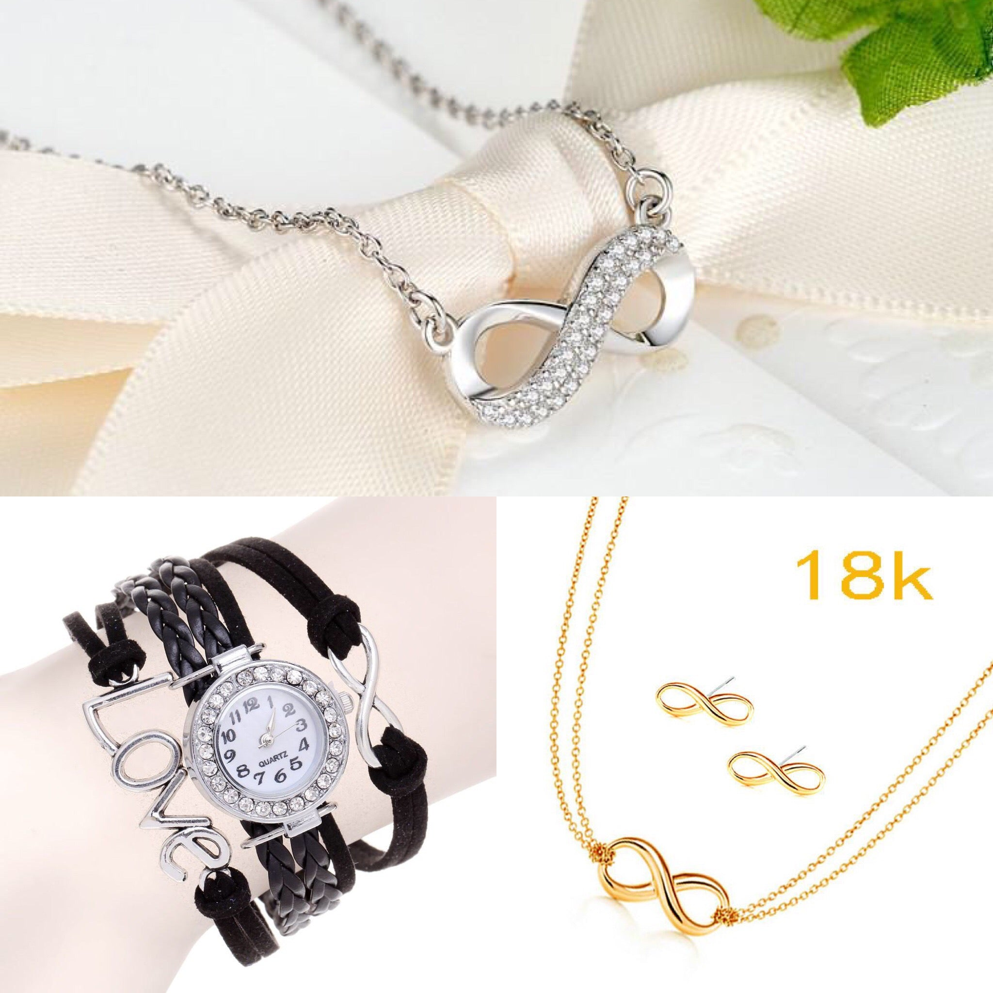 We've Got Beautiful Infinity Symbol Jewelry for Sale – Spread Positivity Everywhere You Go!
