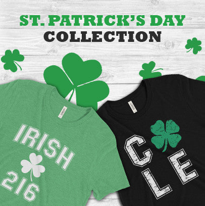 Shop our St. Patrick's Day Collection