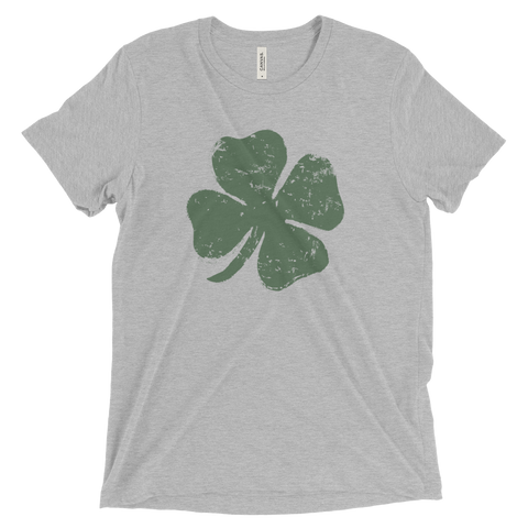 Vintage 4 Leaf Clover T-Shirt - We Heart OHIO