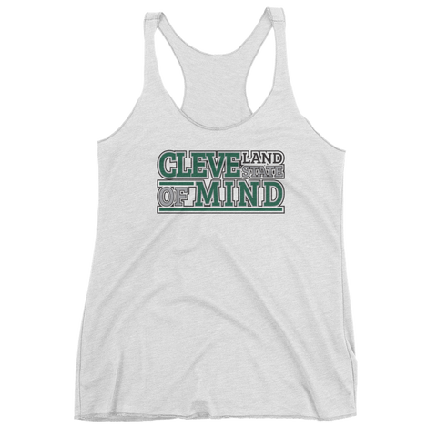 Cleveland State of Mind Tank - Women's Tank - We Heart OHIO