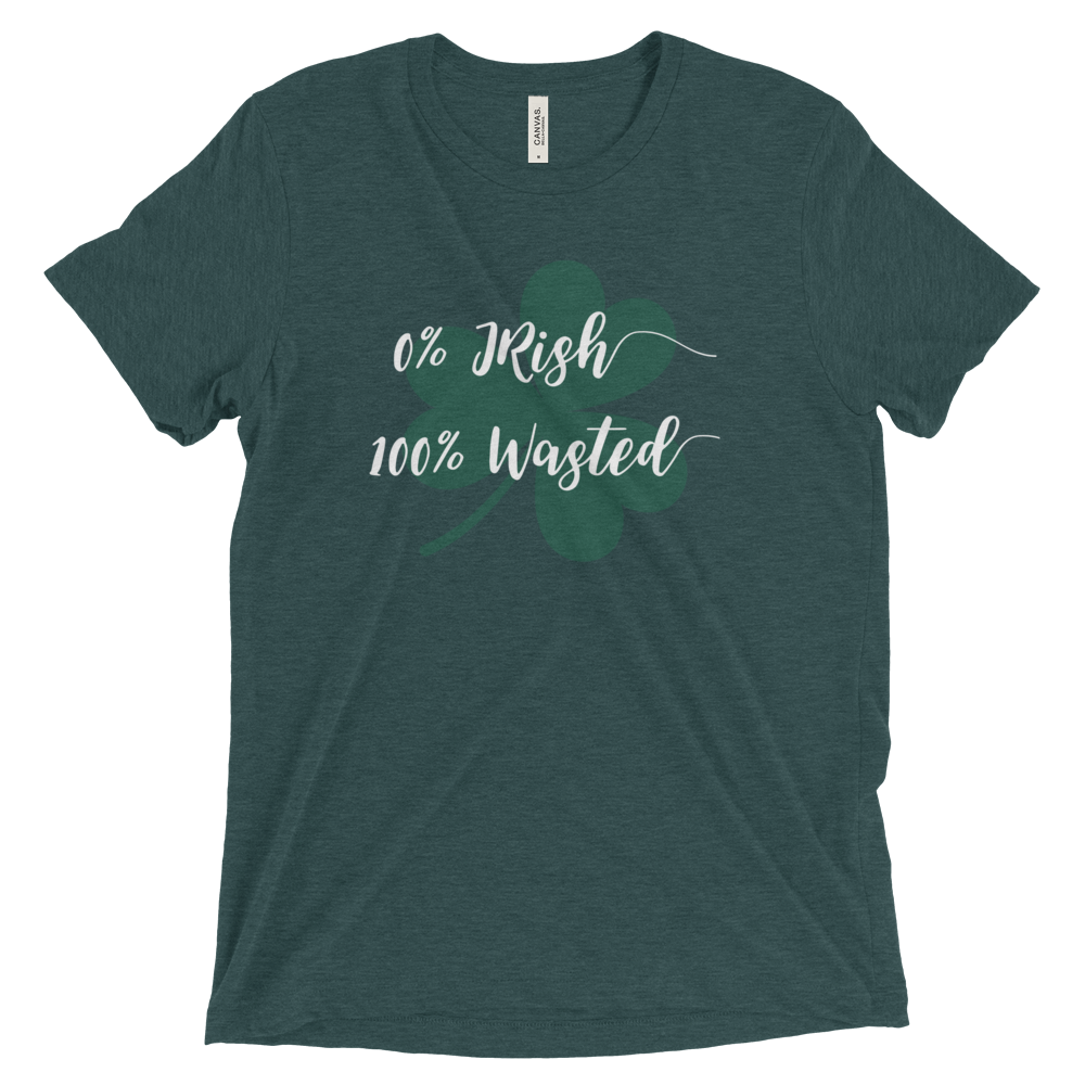 0 Percent Irish & 100 Percent Wasted - We Heart OHIO