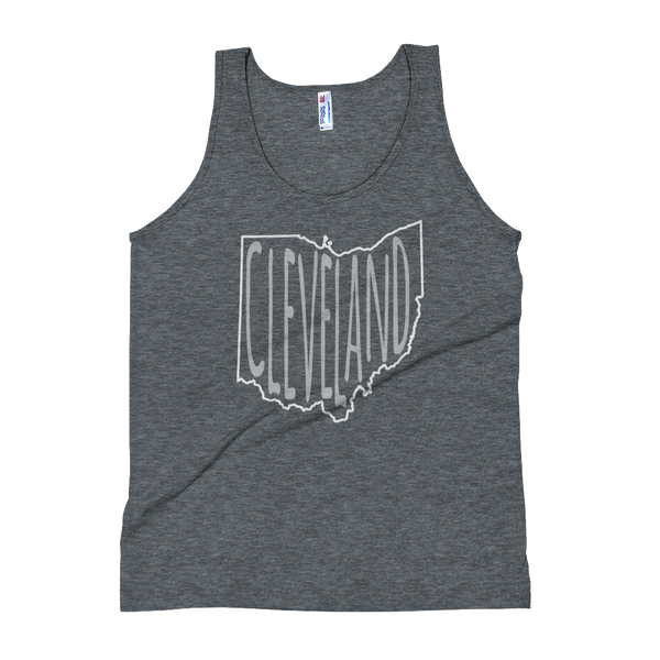 Cleveland Ohio Pride - Men's / Unisex Tank - We Heart OHIO