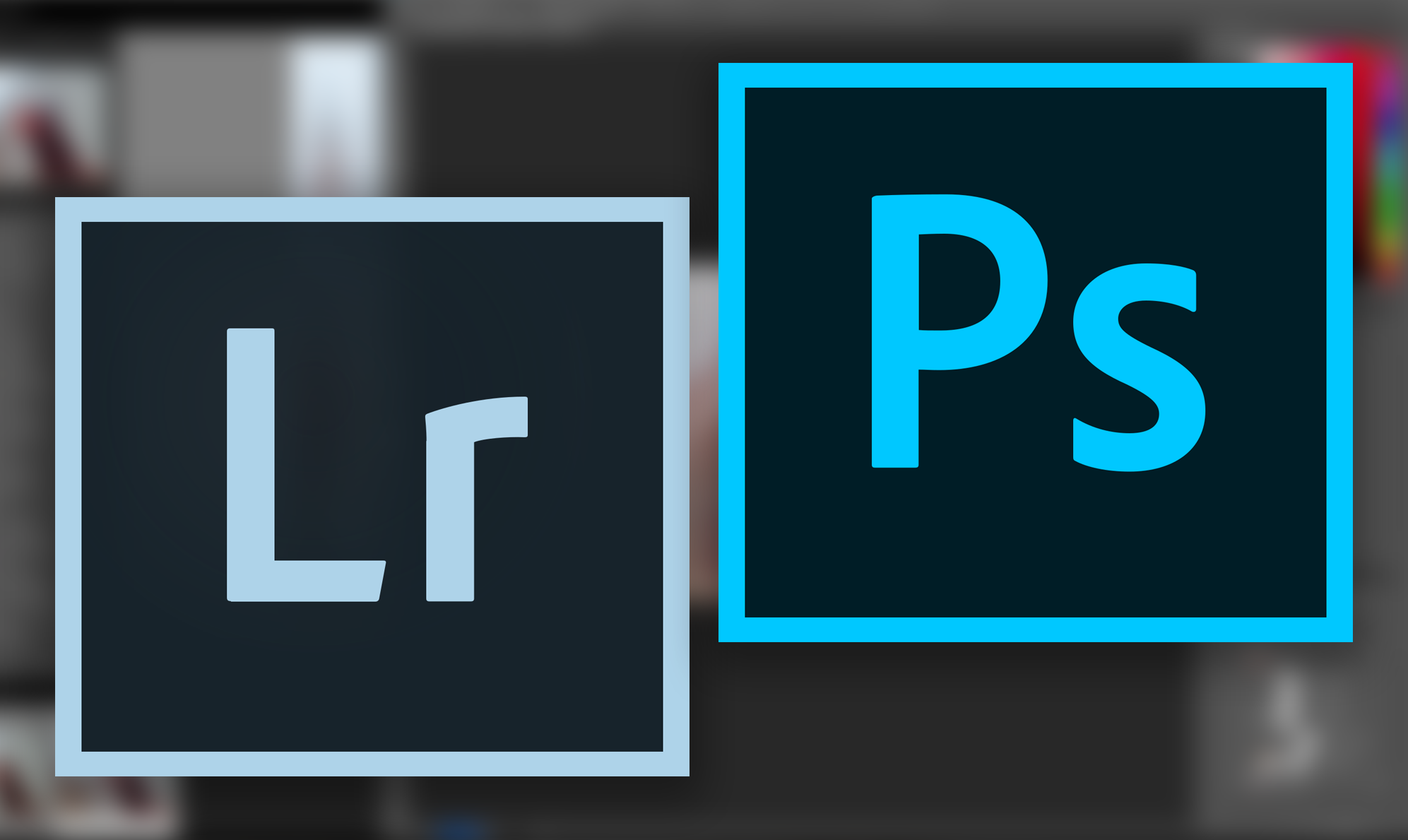 Lightroom vs. Photoshop