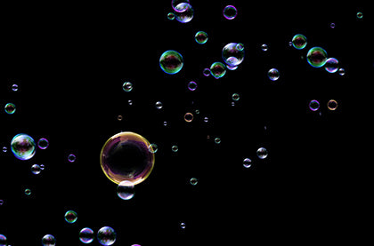 luxe bubbles photoshop overlays the luxe lens