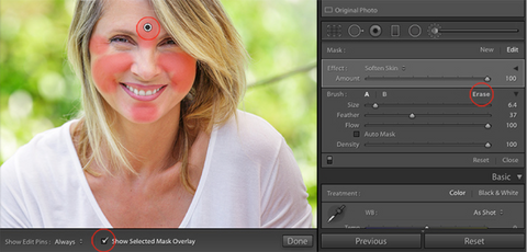 How to Use Lightroom: Fix Wrinkles, Pimples, and Smooth ...