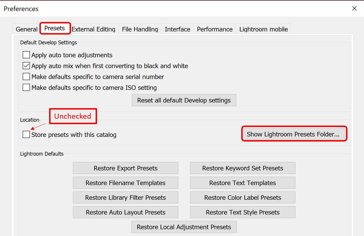 How to Install Lightroom Presets - The Luxe Lens