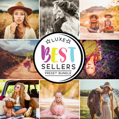Luxe Best Sellers Preset Bundle