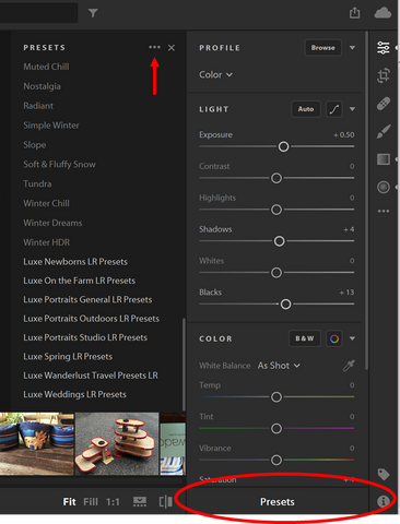 How to Apply Presets in Lightroom Mobile | The Luxe Lens