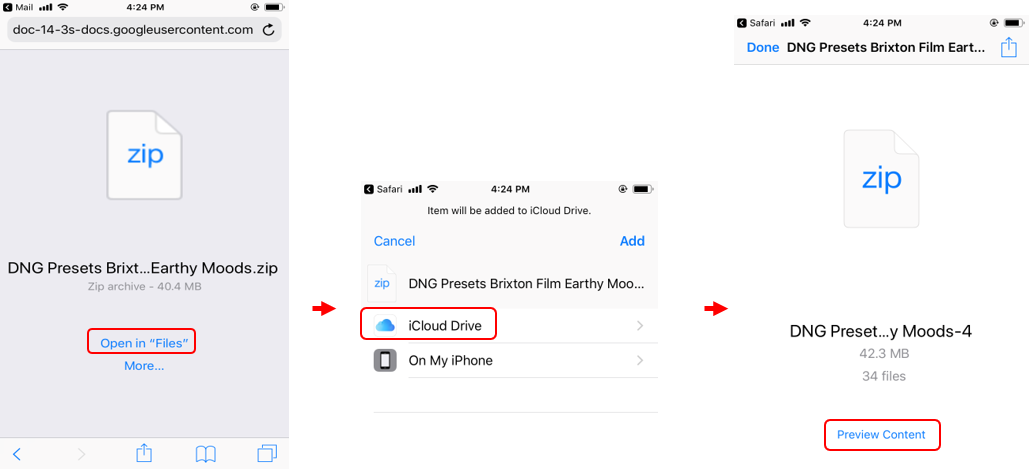 How to Unzip a File on Desktop or Mobile - The Luxe Lens