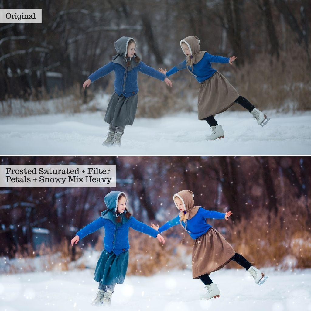 Let it Snow! Winter Lightroom Presets – Desktop & Mobile