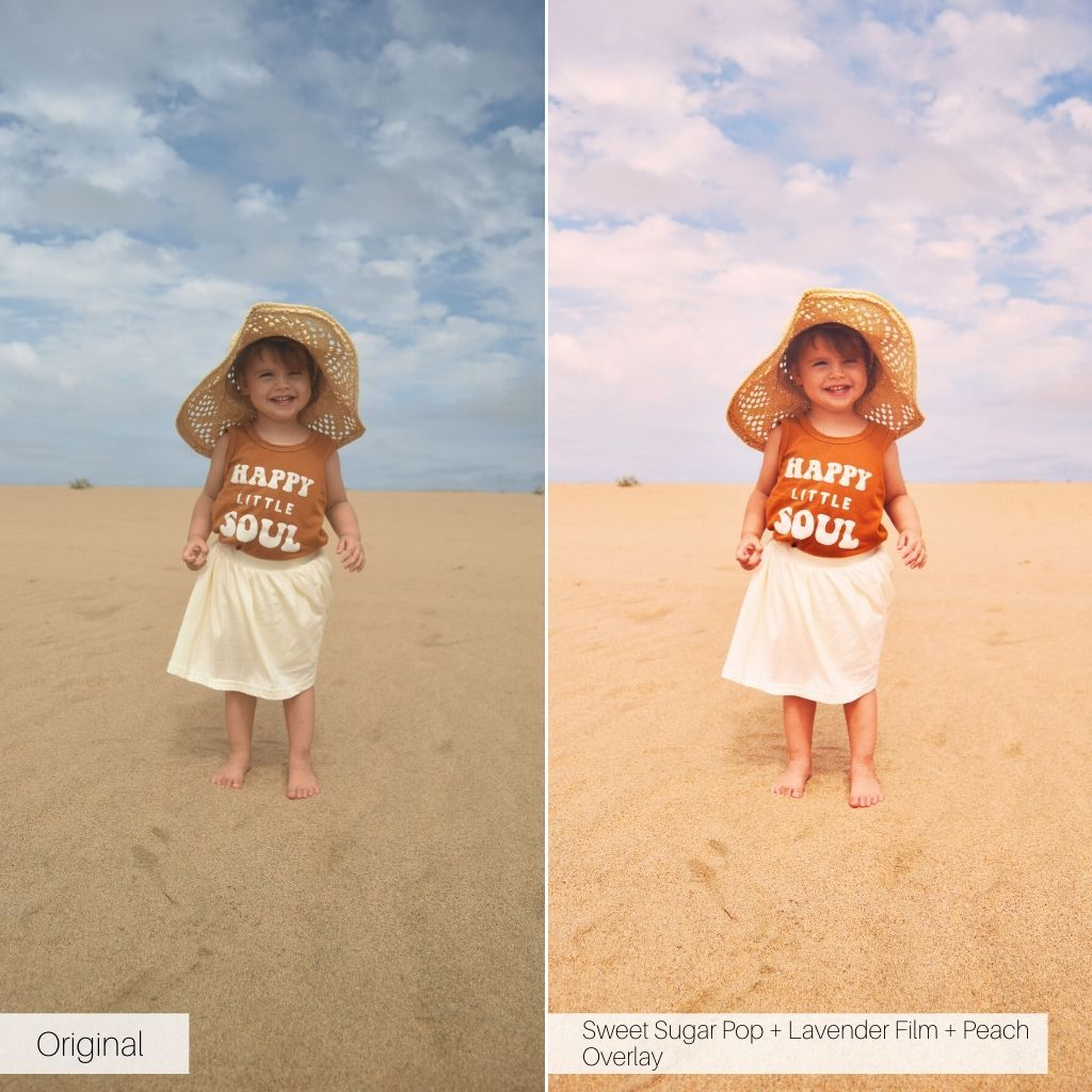 Light & Airy Photoshop Actions