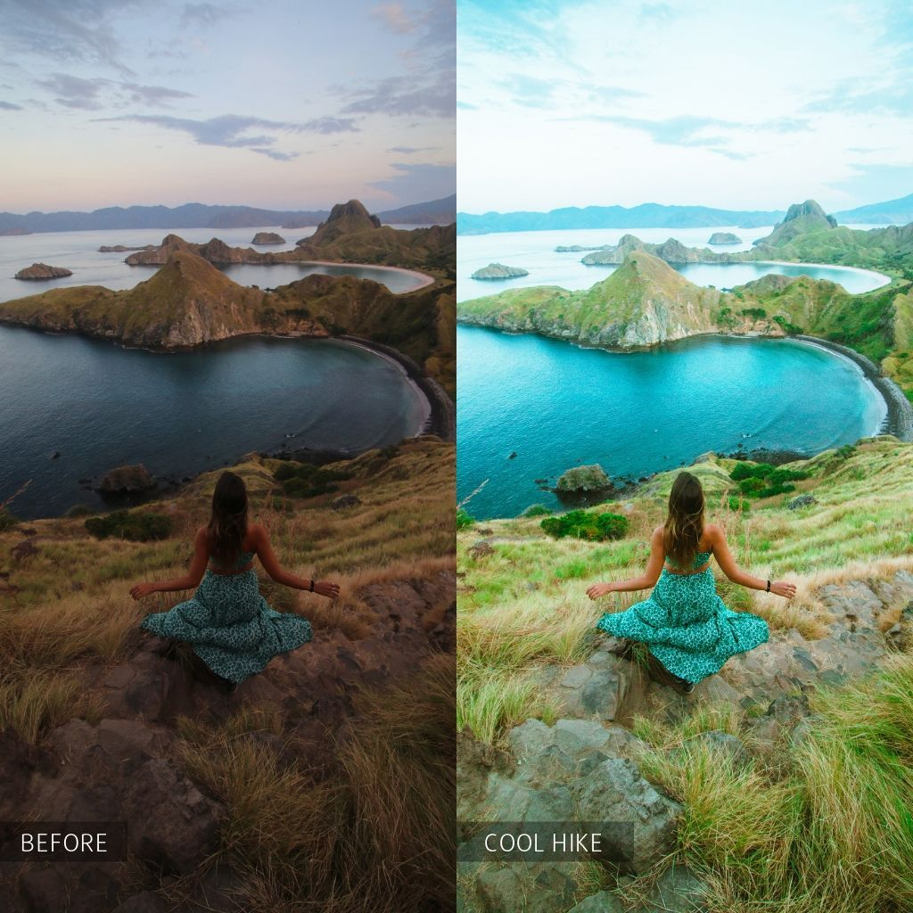 Luxe Instagram Preset Bundle (8 collections) for Lightroom & Photoshop