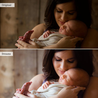 First Years Baby & Newborn Lightroom Presets