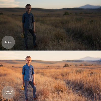 Lighthouse Preset Bundle for Lightroom & Photoshop
